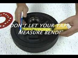 5x110 Bolt Pattern Best HOW TO MEASURE A 48 BOLT WHEEL PATTERN ACCURATELY YouTube