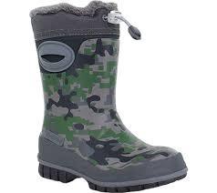 Western Chief Toddler Rain Boots Size Chart Urban Camo Winterprene Boot Toddler
