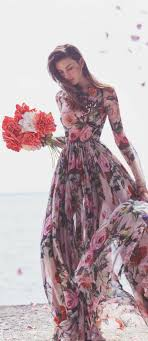 Best 25 Maxi Dress Sleeves Ideas On Pinterest Elegant Maxi