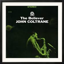 John Coltrane - The Believer Framed Art Print Wall Art - 19.5x19.5 -  Walmart.com - Walmart.com