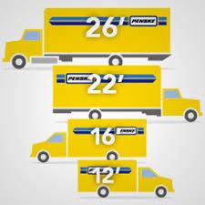 Moving Truck Size Wizard - Penske Truck Rental