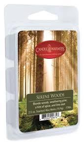 <b>Наполнитель для воскоплавов Serene</b> Woods Wax Melts 70,9г ...