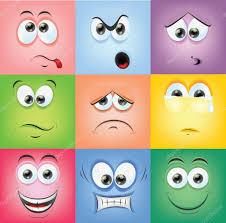 sentimientos y emociones vector