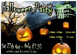 <b>HALL</b>  <b>WEEN</b> PARTY Come dressed up in your... - Aire Trampoline ...