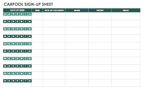 Class Record Template Excel