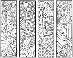 Small Picture free bookmark coloring pages110792jpg 736583 Page Marcers