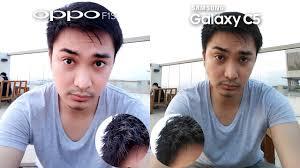 Oppo F1s Vs Samsung Galaxy C5 Review Camera Comparison