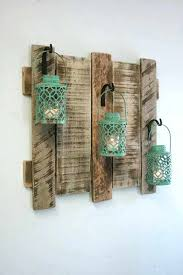 wood pallet wall decor decoration ideas 1 diy