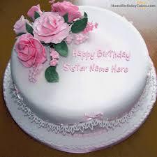 Birthday Cake Name Pix Colorfulbirthdaycaketk