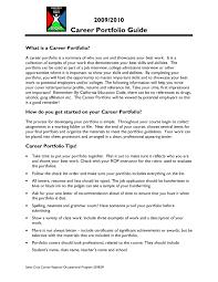 Sample Portfolio Job Application Save Best S Template Portfolio