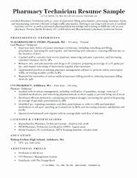 Pharmacy Assistant Resume Sample Extraordinary Entry Level Resume Template Unique Pharmacy Assistant Resume Sample