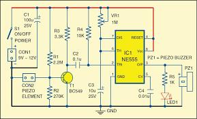 glass break alarm electronics for you rh electronicsforu com balluf sensor wiring diagram lift master safety sensor diagram