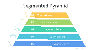 Ppt Pyramid Segmented Pyramid Powerpoint Template Templateswise Com