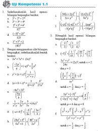 Buku k13 untuk kelas viii memang tidak luput dari revisi. Soal Dan Pembahasan Uji Kompetensi Eksponen Matematika Wajib Sma Kurikulum 2013 Defantri Com
