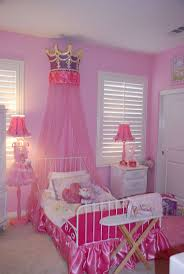 Girls Trundle Bed | Princess Bedroom Furniture | Disney Princess Sleigh Bed