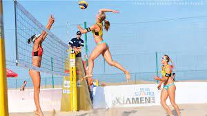 FIVB Beach Volleyball World Tour ...