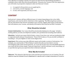 resume : Amazing Ideas Do I Need An Objective On My Resume 14 Necessary  Amazing Leadership Resume Amazing Ideas Do I Need An Objective On My Resume  14 ...