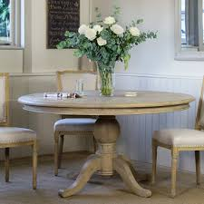 Inspiring Round Kitchen Table In Belmont Oval Dining Weathered Oak
