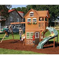 best backyard swing sets