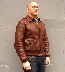 rough wear 42 1401 p type a 2 flight jacket by good wear