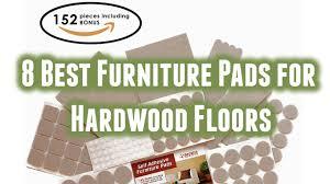 best hardwoods for furniture. Shocking Ideas Furniture Coasters For Hardwood Floors Best Pads Buy In 2017 YouTube Hardwoods