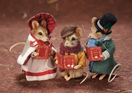 the Halls Christmas Mice by R John Wright