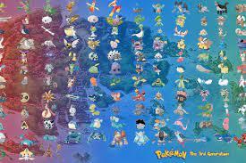 Terceira geração em Pokémon GO ganha mais força em imagem vazada -  TudoCelular.com