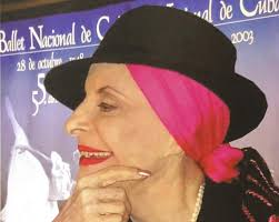 The deathless Alicia Alonso, in person