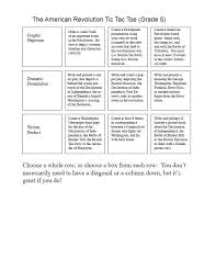 Think Tac Toe A Strategy For Differentiation