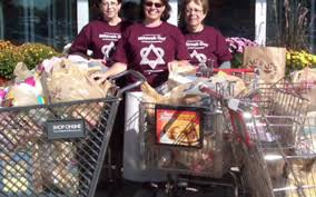 Hundreds join in 'day of caring' | New Jersey Jewish News