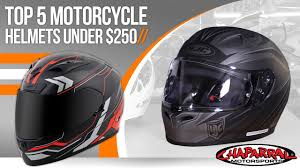 2017 best motorcycle helmet for under 250 gear guide at chapmoto