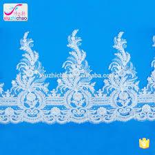 Latest Embroidery Designs Xt0125 Unique Design Latest Embroidery Designs Fancy Lace Design For Wedding Dress Buy New Design Embroidery Lace Embroidery Designs Flower Lace New