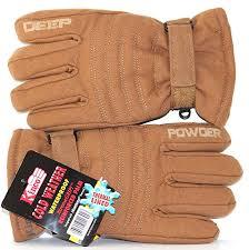 Amazon Com Kinco Waterproof Winter Ski Gloves For Cold