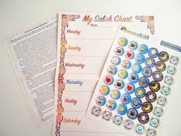 Salah Chart Salah Tracker Salah Chart Salah Prayer Chart Prayer Tracker Daily Salah Tracker Salat Tracker Muslim Kids Gift Namaz Tracker Wudu