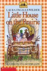 book little house on the prairie by laura ingalls wilder