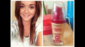 l oreal infallible 16hr wear foundation review day test