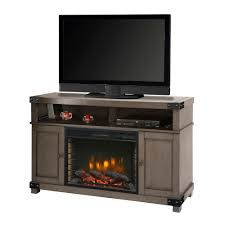 sutton 56 inch a console electric fireplace in espresso