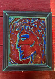 create your own stained glass window inspired work of art