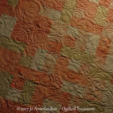 """quilted treasures & After seeing this beautiful quilt, quilted by Jo Ann Gruber of Quilted  Treasures , using our """"Swirly Hearts E2E"""", I knew what this weeks deal was  going to ... Adamdwight.com"""