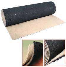 carpet underlay 10mm. combifelt acoustic - 10mm luxury felt carpet underlay (10 sq) click to enlarge p