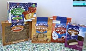 if you have a foo on your ping list they will love a gift from tastykake whether you want cupcakes cookies or breakfast foods they have you