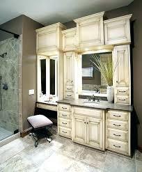 Custom bathroom vanities ideas White Custom Bathroom Vanities Ideas Cool Open Bathroom Cabinets Open Shelf Bathroom Vanities Open Bathroom Custom Bathroom Bathroom Ideas Custom Bathroom Vanities Ideas Custom Bathroom Vanity Ideas Custom