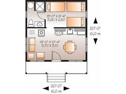 400 sq ft house plans. Cottage Style House Plan - 1 Beds Baths 400 Sq/Ft #23-2289 Sq Ft Plans D