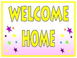 Templates For Signs Free Welcome Home Banner Template Word Ribbon Back Signs Free