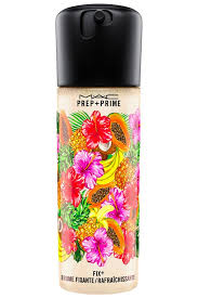 1 look at mac cosmetics s fruity juicy collection will transport you to a tropical paradise