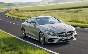 Mercedes gives S-Class Coupe, Cabriolet heavy refreshes for 2018 ...