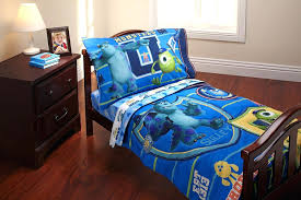 decoration monster inc crib bedding set monsters toddler bed frame nursery wall decals decor baby