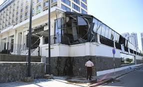 Image result for sri lanka bombings by is