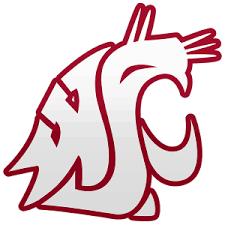 Washington state cougars Logos