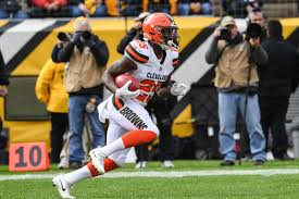 Cleveland Browns Espn Taps As Dontrell Hilliard As A